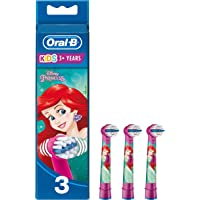 Oral-B replacement brush heads for children x 3with Disney Characters (Random Model)