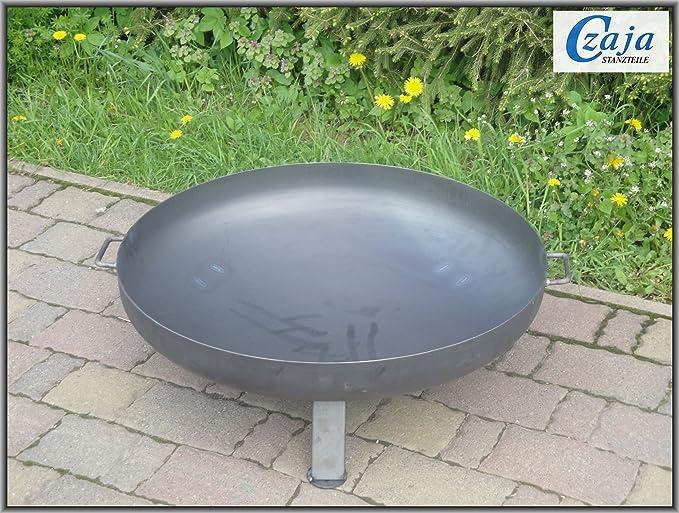 Feuerschale FS 2435 - Recipiente para hoguera (80 cm de diámetro): Amazon.es: Hogar