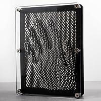 Image 3D Pinart Pinart Image Pinpressions Sculpture Retro Jouets avec clous en métal 20 x 15 cm