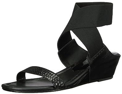 9b236230a78 Amazon.com  Donald J Pliner Women s Eeva Wedge Sandal  Shoes