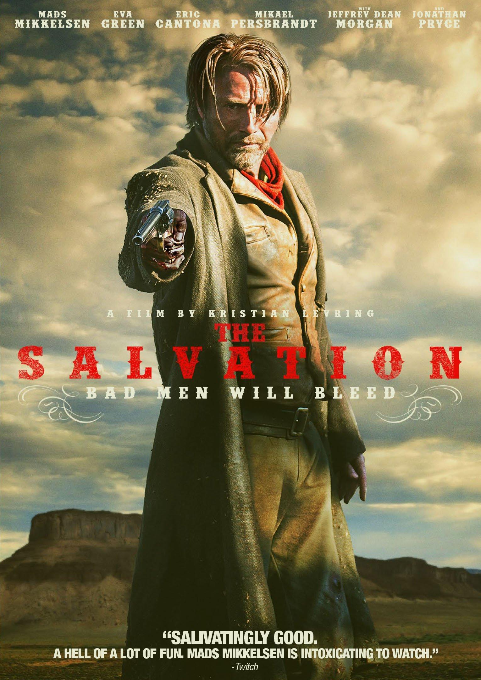 DVD : The Salvation (DVD)