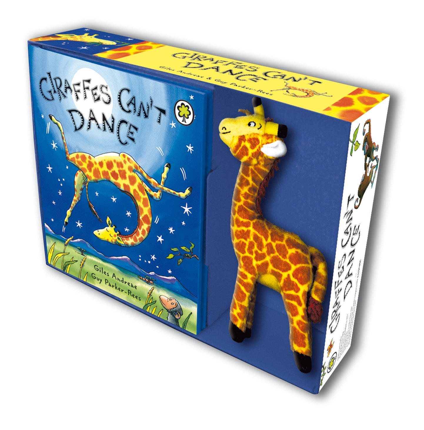 Giraffes Can't Dance: Amazon.co.uk: Giles Andreae, Guy Parker-Rees:  9781408316245: Books