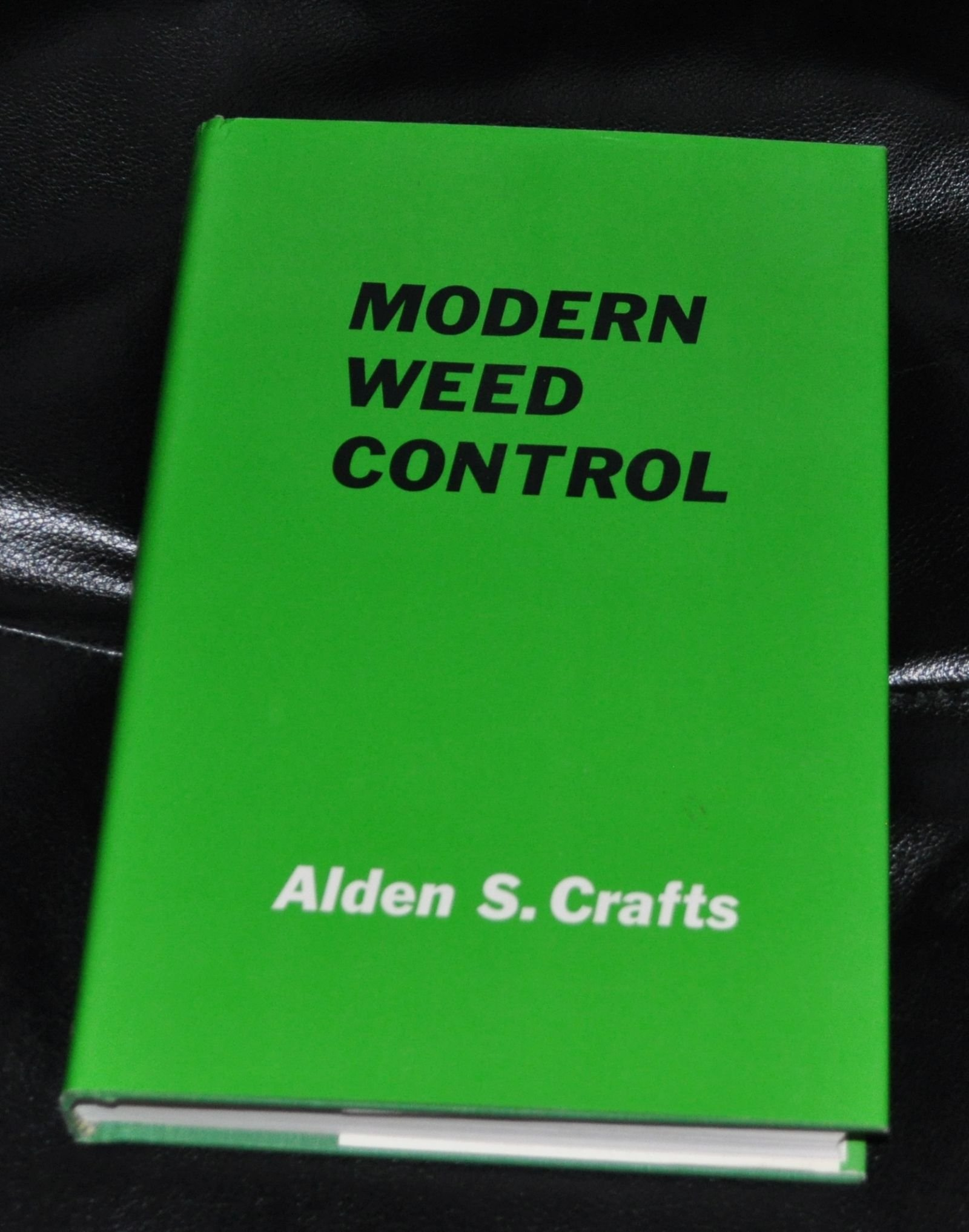 Modern Weed Control