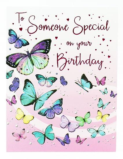 Tarjeta de felicitación de cumpleaños para alguien especial ...