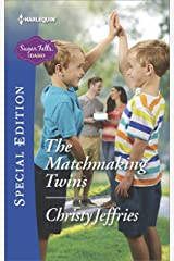 The Matchmaking Twins: A Single Dad Romance (Sugar Falls, Idaho Book 2489) Kindle Edition