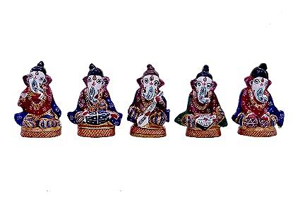 Amazon Com Denika Handicrafts Metal Indian Handicrafts Meenakari