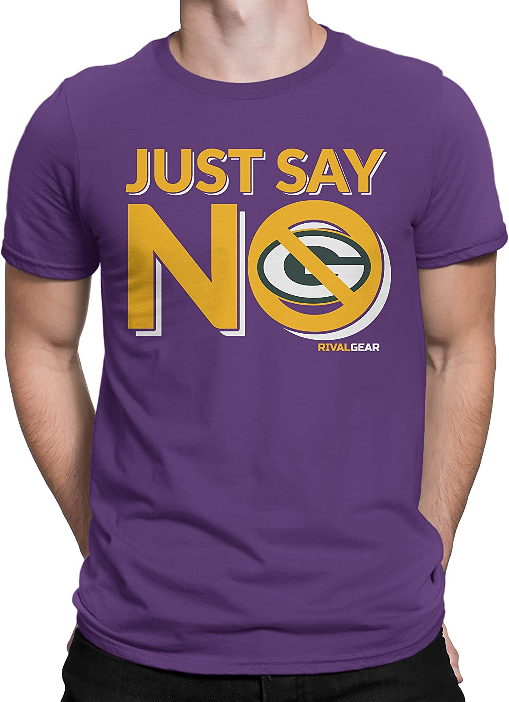 Minnesota Football T-Shirt, Just Say No