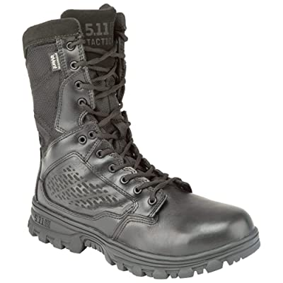 "5.11 Men's Evo 8"" Side Zip Waterproof-M: Shoes"