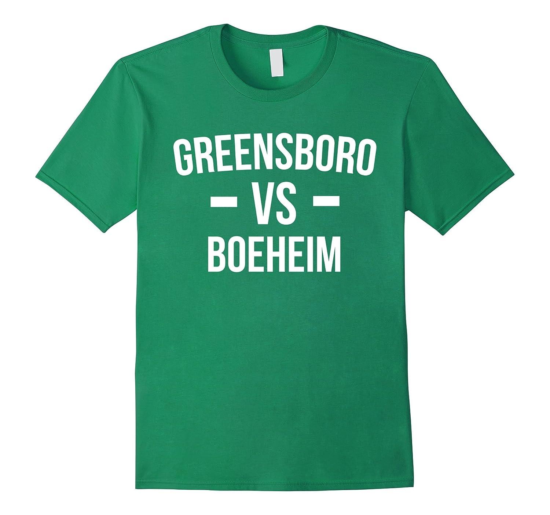 GREENSBORO VS BOEHEIM SHIRT-TD
