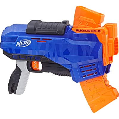 NERF N-Strike Elite Rukkus ICS-8: Toys & Games