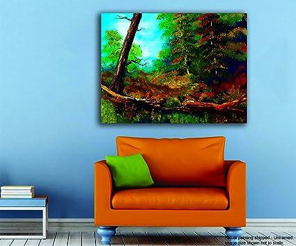 Dipinti Per Soggiorno : Dipinto a mano astratta dipinti ad olio su tela picture hang per