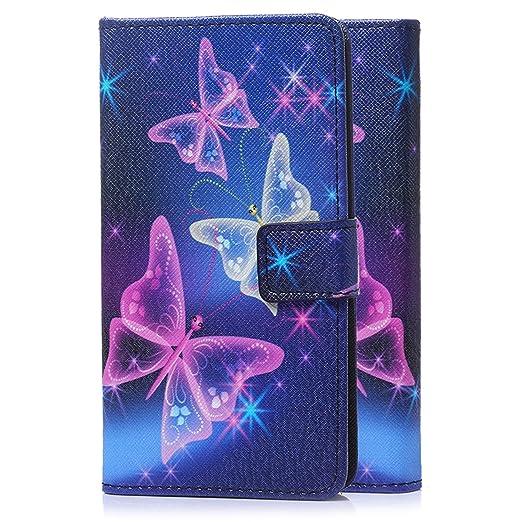 10 opinioni per tinxi® Custodia per Samsung Galaxy J3 in Artificiale Pelle flipcover Case Cover