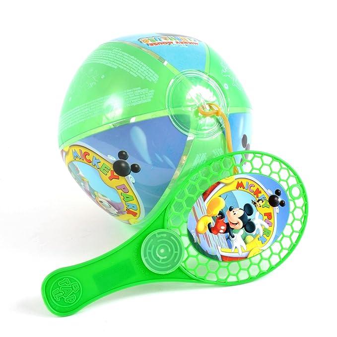 GF Toys 100009L - Pelota Raqueta Hello Kitty: Amazon.es: Juguetes ...