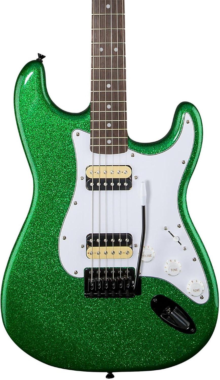 Squier Affinity Strat HH RW CGS · Guitarra eléctrica: Amazon.es: Instrumentos musicales