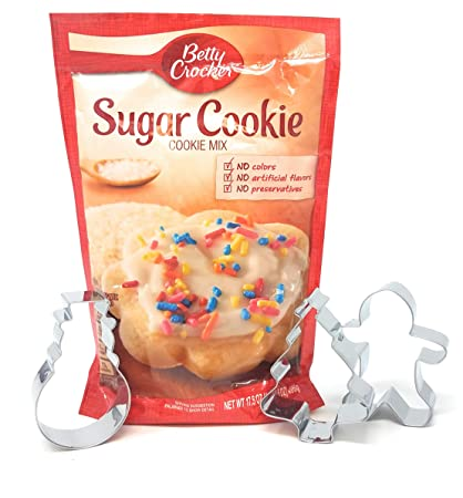 Amazon Com Betty Crocker Sugar Cookie Baking Mix And Tesadorz