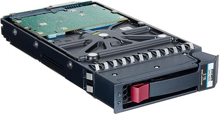 HP P2000 2TB 6G SAS 7.2K 3.5IN MDL HDD-hp Storageworks P2000 2TB 6G SAS 7.2K Lff