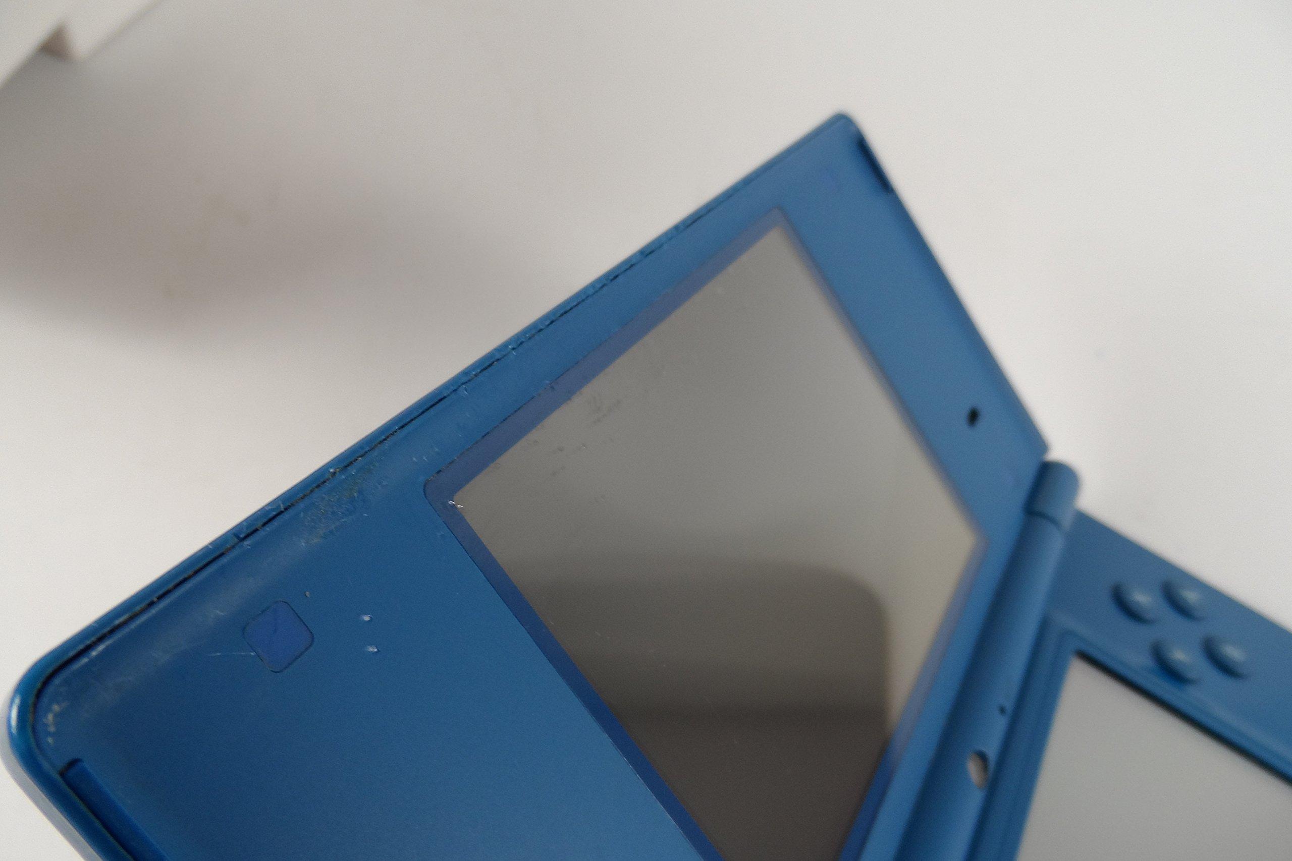 Nintendo DSi 3.25'' LCD Display Game System - Matte Blue by Nintendo (Image #3)