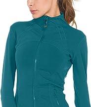 QUEENIEKE Women's Sports Define Jacket Slim Fit Cottony-Soft Handfeel 60927