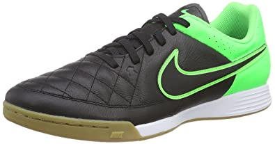 a8ad1dc76 Amazon.com | Nike Tiempo Genio Leather IC Indoor Soccer Shoe | Soccer