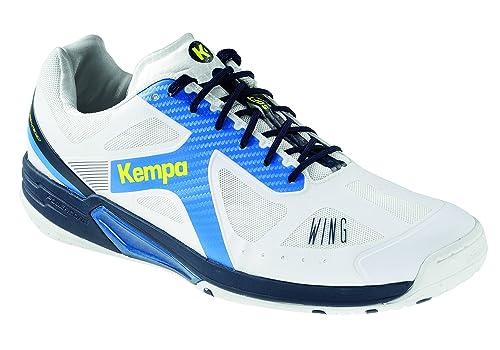 the latest 16e82 b7d53 Kempa Herren Wing Lite Handballschuhe