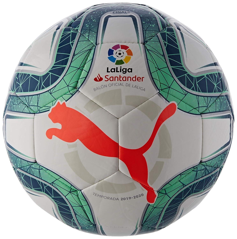 Puma LaLiga 1 Ms Trainer Balón de Fútbol, Unisex Adulto, Gris ...