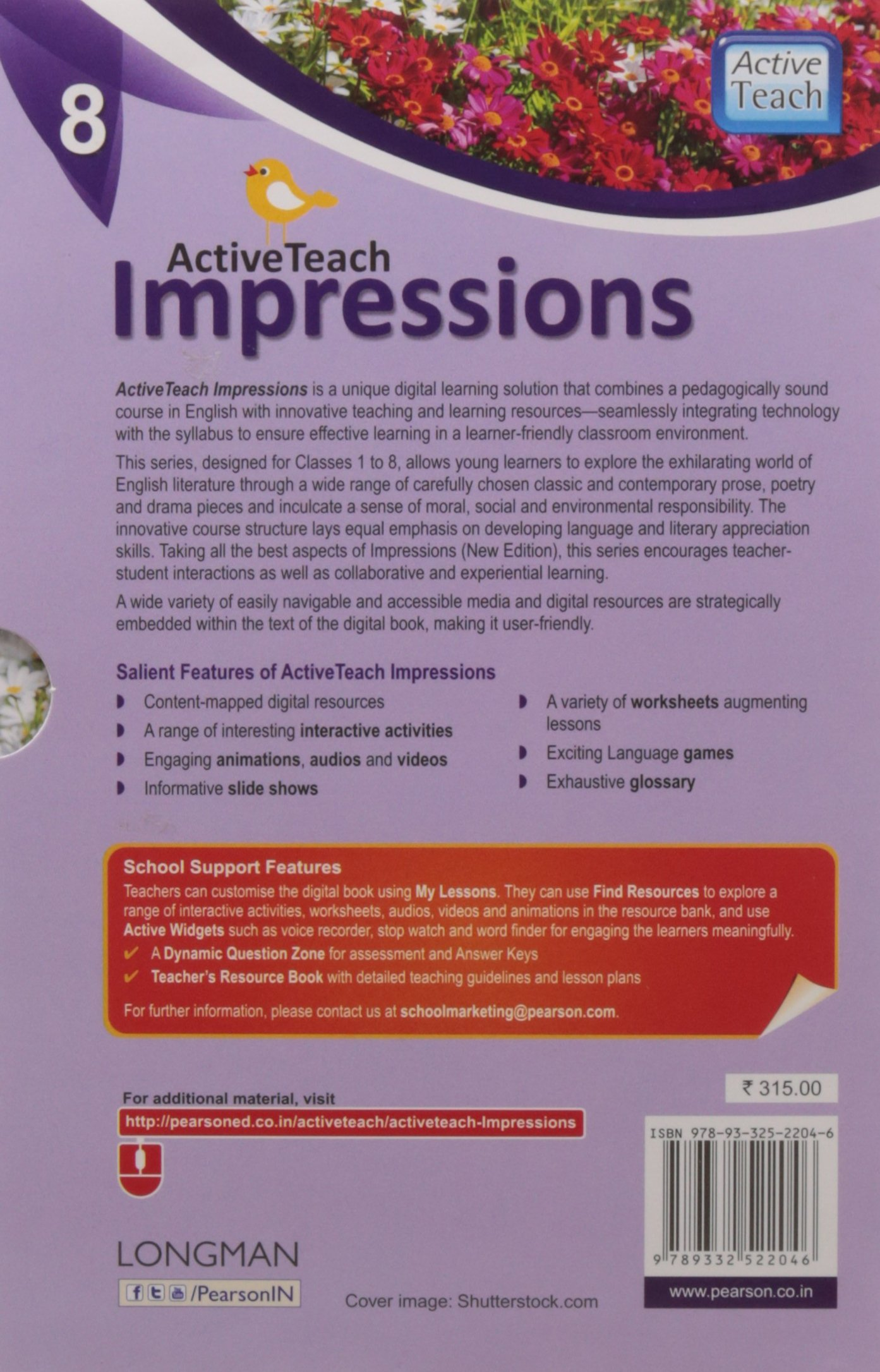 Longman impressions 6 guide ebook array amazon in buy activeteach impressions 8 by pearson for icse english rh amazon in fandeluxe Image collections
