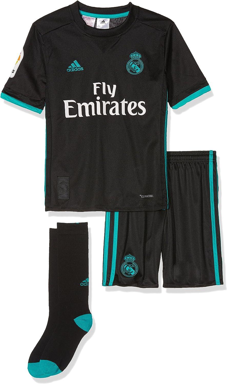 adidas Real Madrid Mini Kit, Niños: Amazon.es: Ropa y accesorios