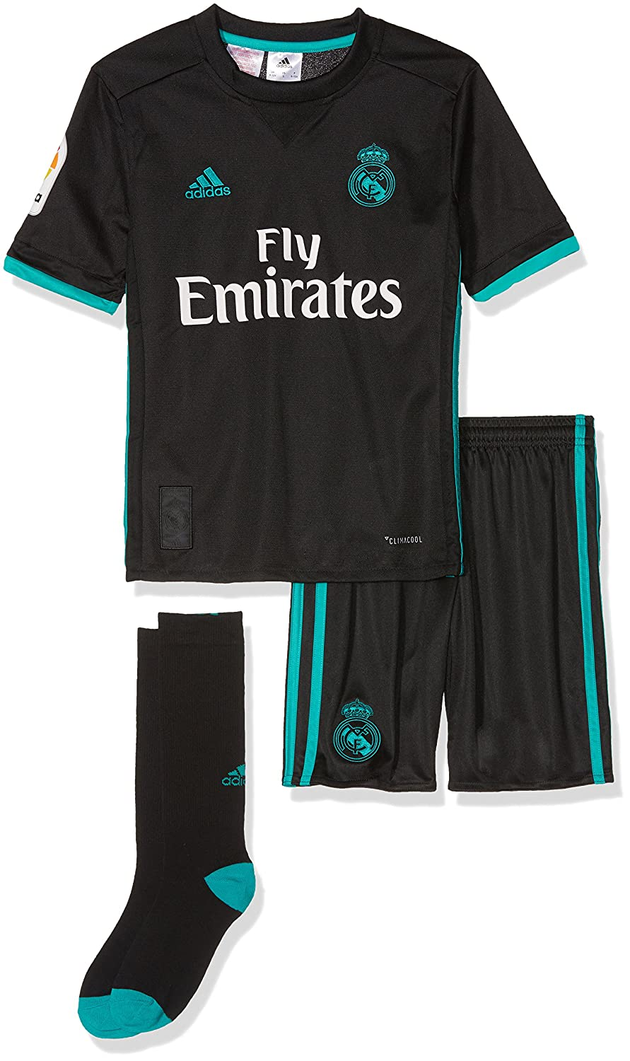 ADIDAS Kinder Real Madrid Auswärt Mini Kit