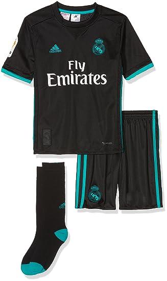 KINDER ADIDAS FUSSBALL Trikot Set Real Madrid Gr. 152 EUR