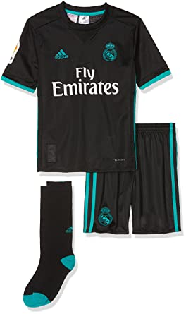 9dde4a859 ADIDAS PERFORMANCE Mini Kit Enfant Real de Madrid  Amazon.co.uk  Clothing