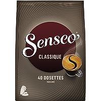Senseo Café Classique - 200 dosettes souples - lot de 5 x 40 dosettes