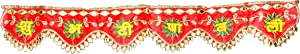 Proficient Enterprises Traditional Happy Diwali Banner, Diwali Decoration,Shubh Deepawali Door Valance/Toran,Indian Festival of Decor, Hindu Festival, Laxmi Puja