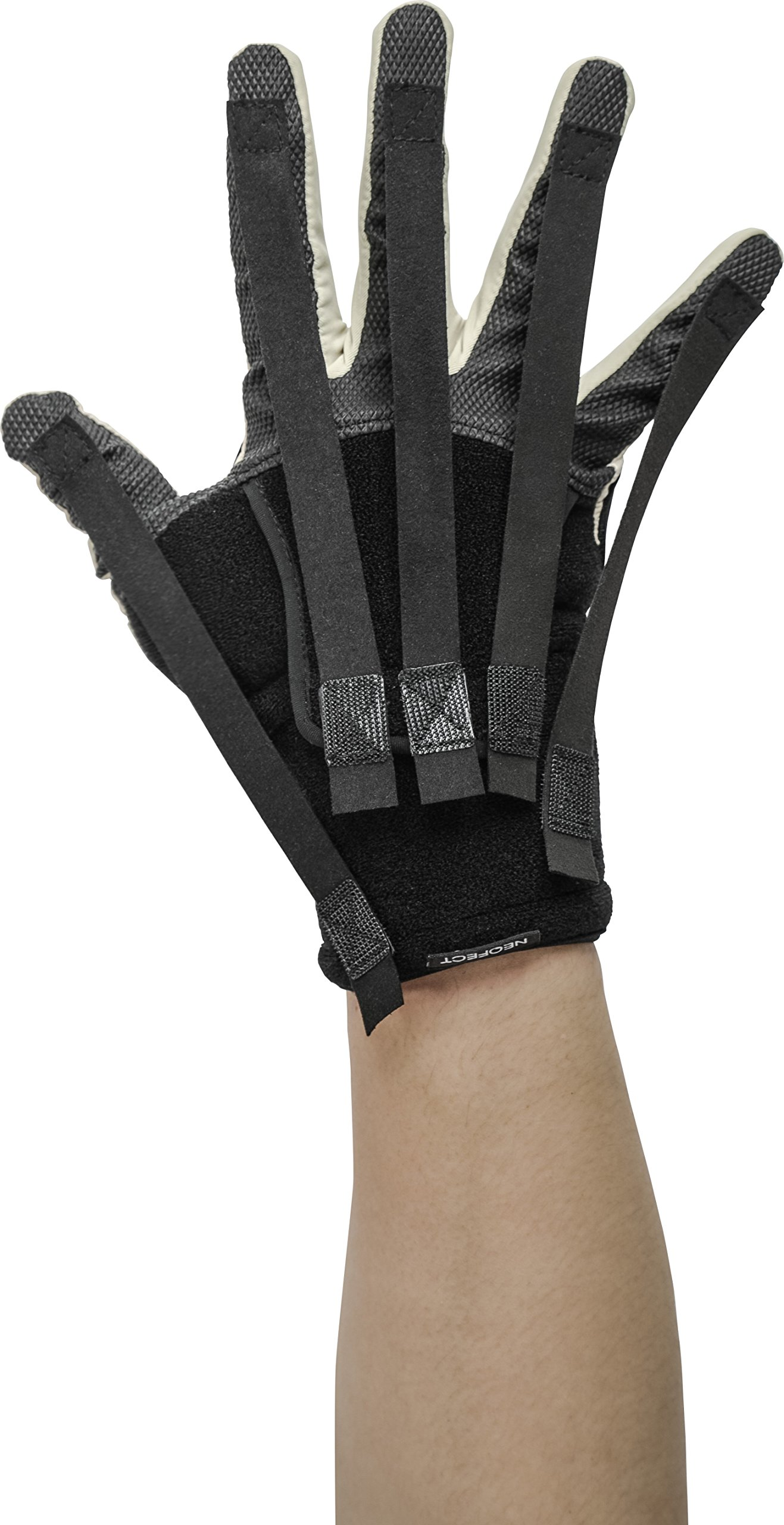 NEOFECT Extender - Hand & Wrist Positioning Brace for Stroke, SCI, TBI (minimize-Spasticity & Maintain Stretch) (Medium, Right) by NEOFECT (Image #5)