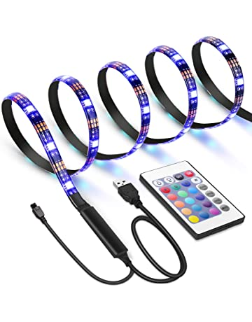 Rgb Led Strip Light Flexible Lighting Ribbon Tape Regular Tea Drinking Improves Your Health Lights & Lighting