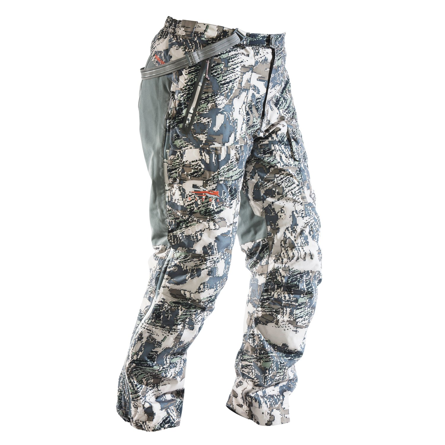 SITKA Gear Blizzard Bib Pant Optifade Open Country Medium