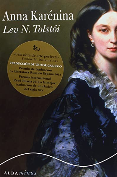 Anna Karénina (Minus): Amazon.es: Tolstói, Lev N., Gallego Ballestero, Víctor: Libros