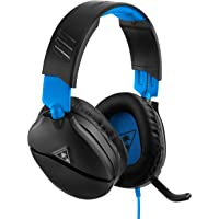 Turtle Beach Recon 70 Gaming Headset for PlayStation 5, PS4 Pro, PS4, Xbox One & Xbox Series X|S, Nintendo Switch, PC…