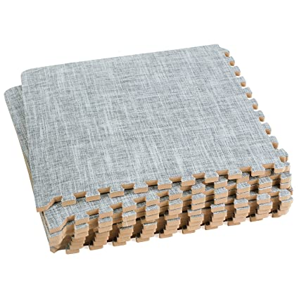Amazon.com: Dooboe Interlocking Foam Mats – Interlocking Foam Floor ...