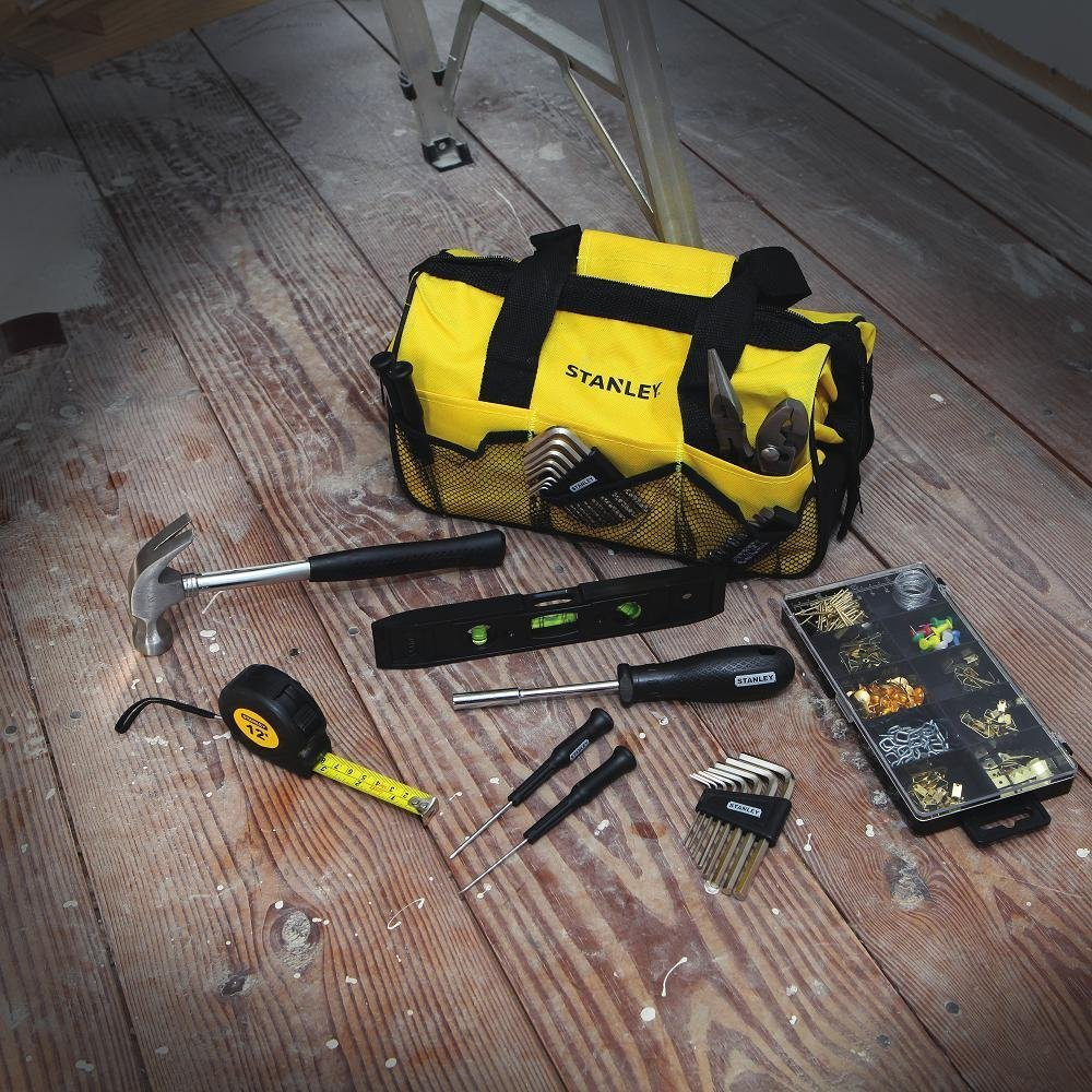 Stanley 38-PC Homeowners Tools Set in Bag by Stanley