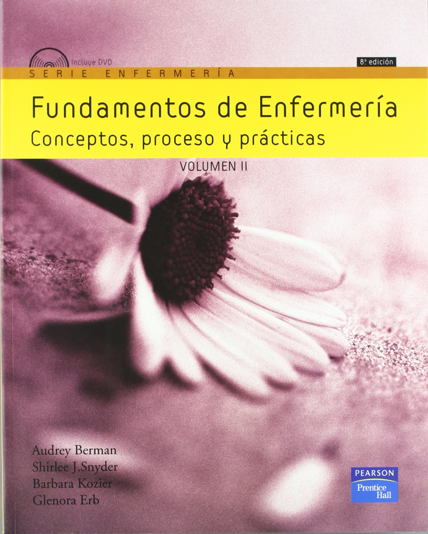 Fundamentos De Enfermeria - 2 Tomos - CON DVD (Perfect Paperback ...
