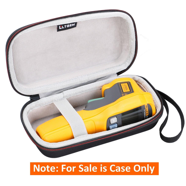 Ltgem Case For Fluke 62 64 59 Max Infrared Ir Thermometer Black