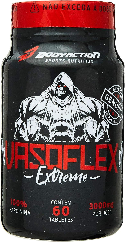 Vasoflex Extreme (60 tabs), Body Action