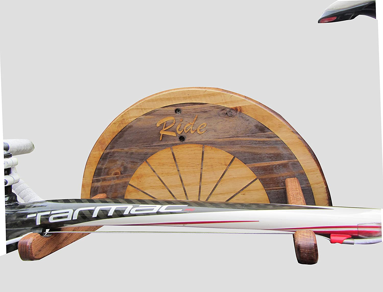 水平自転車マウントシステム( Walnut Stain ; Made in the USA ) B00PL76L0K