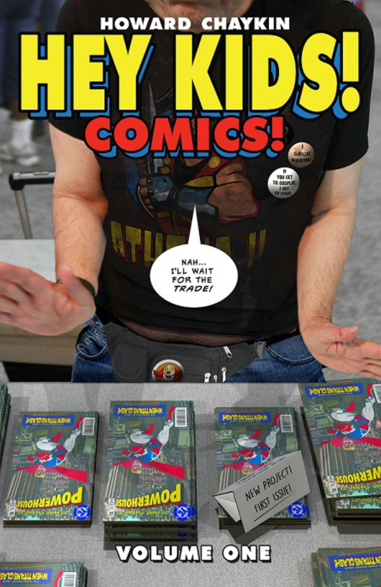 Amazon Com Hey Kids Comics 9781534310384 Howard Victor