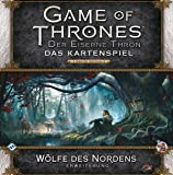 GoT Kartenspiel: Der Eiserne Thron • 2. Ed. Wölfe des Nordens Erweiterung
