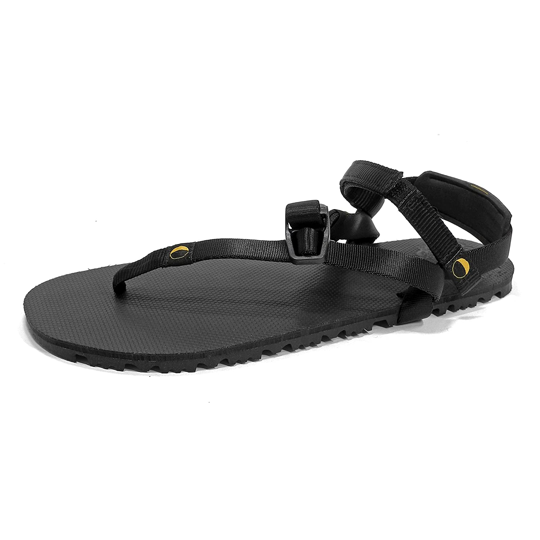 [ルナサンダル] Luna Sandals OSO Flaco (オソフラコ) B07D47R5R1 4 (22.5cm - 23cm) ブラック