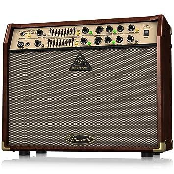 Behringer ULTRACOUSTIC ACX1800 - Amplificador: Amazon.es: Electrónica