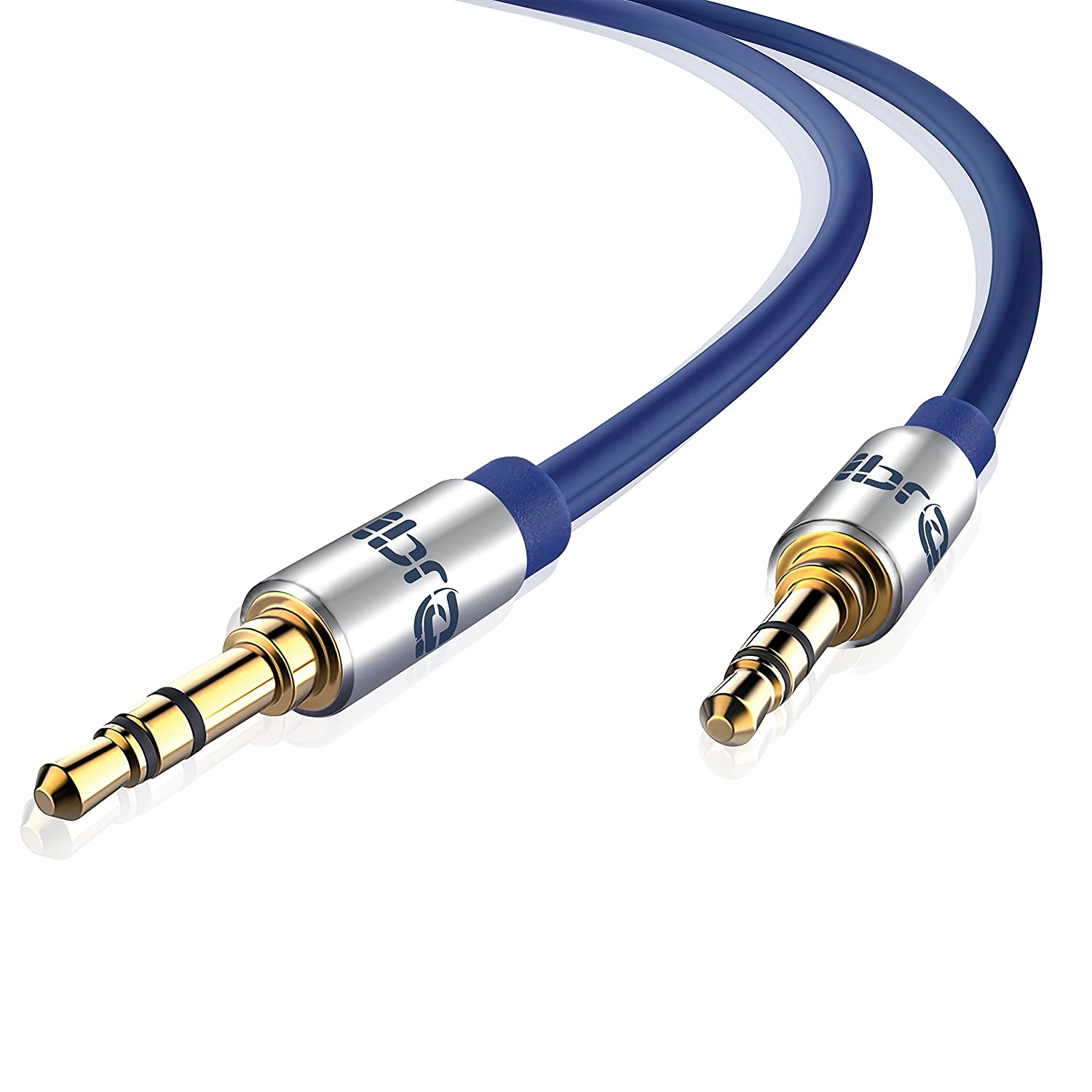 3 Pack 3.5mm Male to M Aux Auxiliary Cable Cord Audio For Pc iPhone MP3  Car.