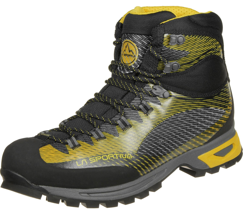 c3d8bf4ef La Sportiva Bota Trango TRK Gore-Tex Gore-Tex Bota De Trekking B07CH956PW -  SS18 Yellow Black a8e4473. Material exterior  null