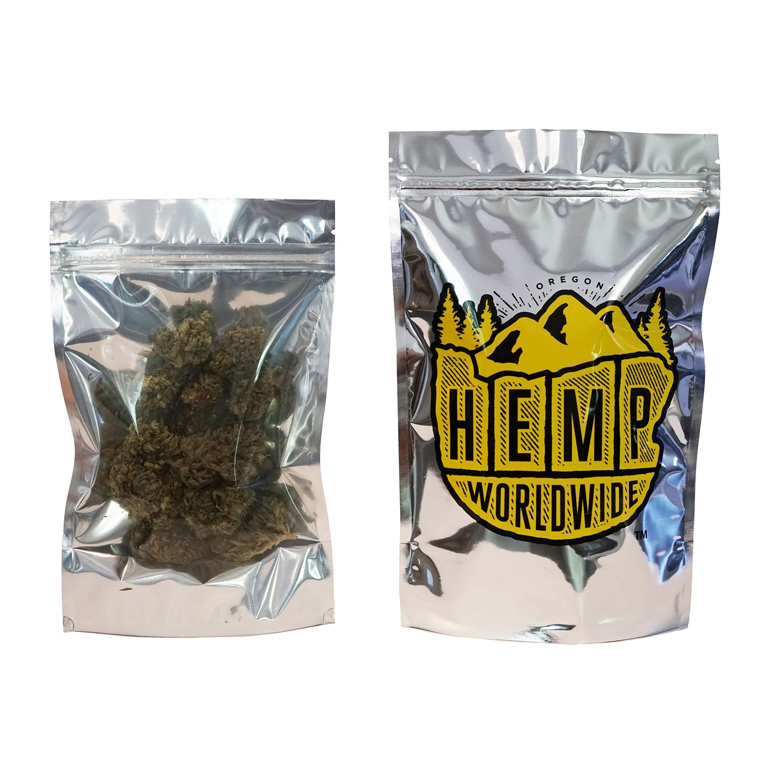 Hemp Flower - Kush Hemp (14g) by Hemp Worldwide